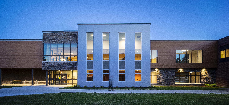 Confederation College SUCCI Wellness Centre