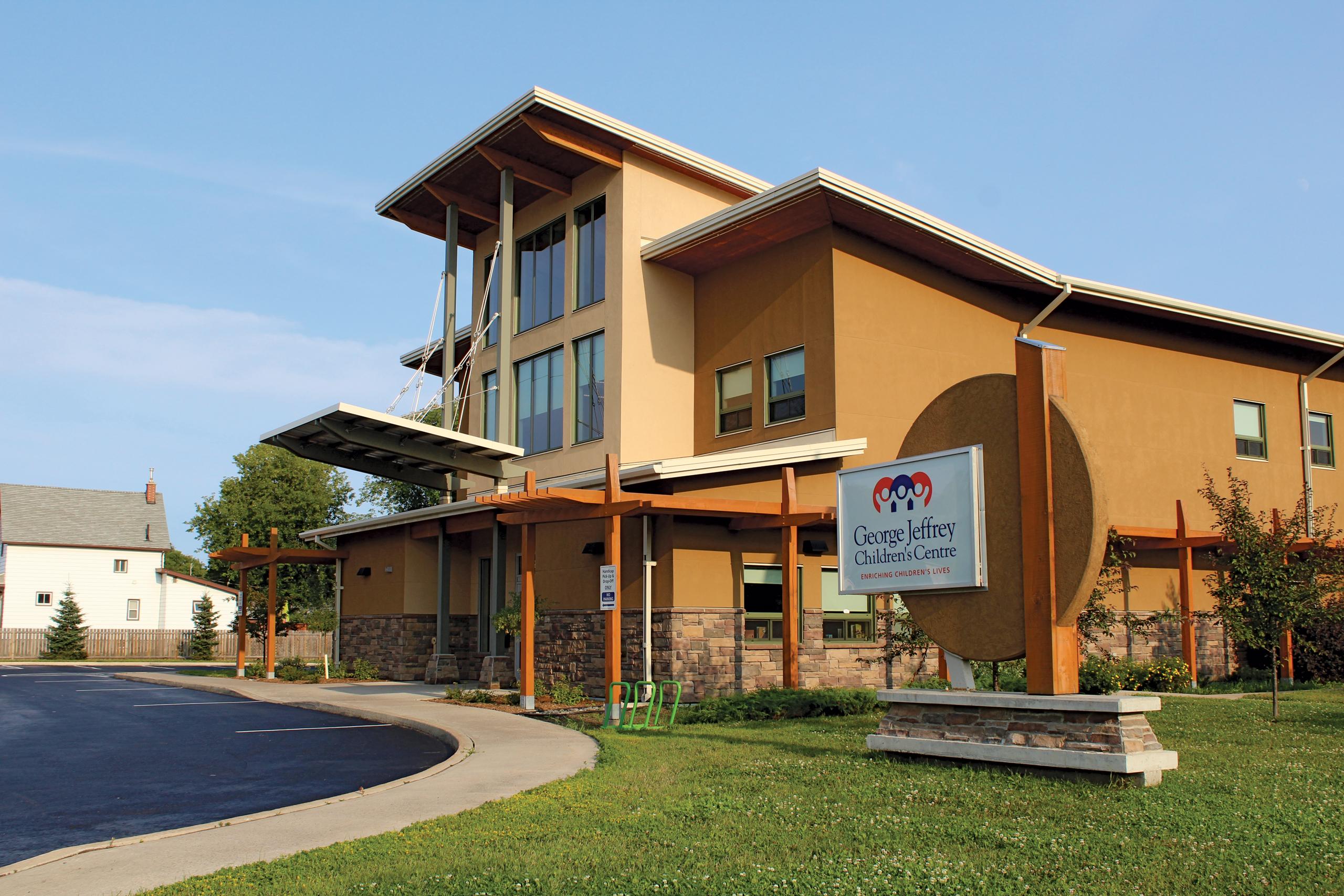 George Jeffrey Children's Centre