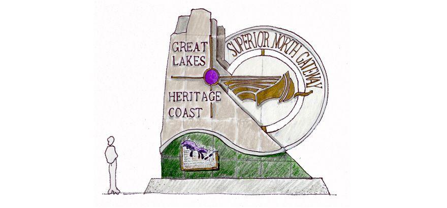 Great Lakes Heritage Coast Monuments