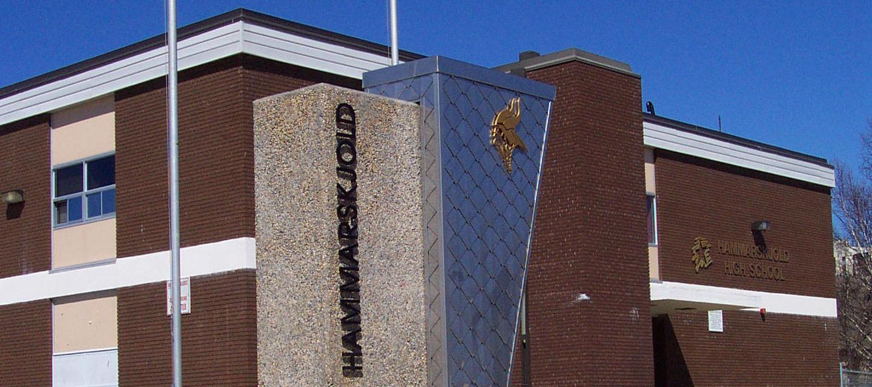Lakehead Public School Signage